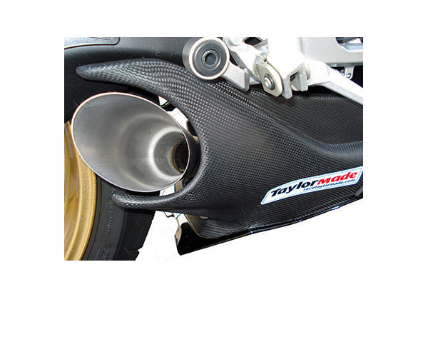 View detailed images for Yamaha r6 carbon fiber exhaust