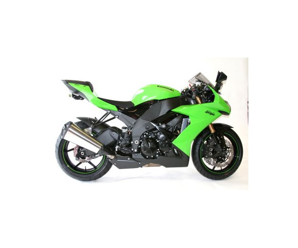 R&G Aero Style Frame Sliders for ZX10R 08-10 - SoloMotoParts.com