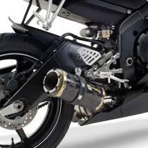 Two Brothers M2 Slip-On Exhaust for YZF-R6 06-16