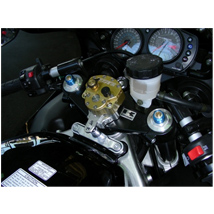 Scotts Steering Stabilizer Complete Kit for ZX6R 00-02