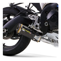 Two Brothers M2 Full Exhaust for GSX-R1000 09-16
