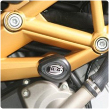 R&G Aero Style Frame Sliders for Shiver 08