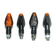 DMP Arrow Short Stalk 9 LED Marker Lights