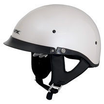 AFX FX-200 Solid Helmet Pearl White
