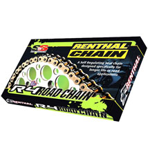 Renthal 530 R4 SRS Road Race Chain Gold