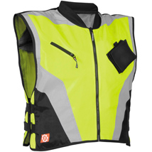 Firstgear Military Spec Vest Yellow