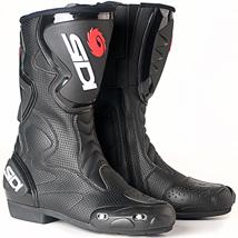 Sidi Fusion Air (Vented) Boots Black