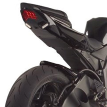Hotbodies Transparent Smoke Undertail for ZX6R 09-12