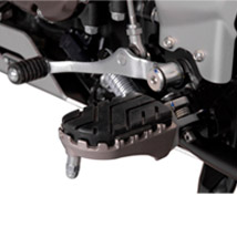 SW Motech On-Road/Off-Road Rider Footpegs for XT 1200Z Super Tenere 10-15