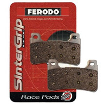 Ferodo Front Brake Pad Sintered Race XRAC for FZ6R 07-10