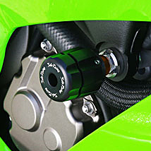Sato Racing Frame Sliders for ZX10R 11-12