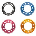Driven Colored 520 Aluminum Rear Sprocket for DL650 V-Strom 04-10