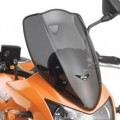 Givi D401S Smoke Windscreen for Z1000 03-06