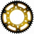 Supersprox Stealth Gold 532 Rear Sprocket for YZF-R6 03-05