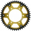Supersprox Stealth Gold 525 Rear Sprocket for Daytona 675 06-13
