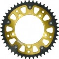 Supersprox Stealth Gold 530 Rear Sprocket for GSF1250 Bandit 07-12