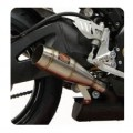 Competition Werkes Dual Slip-On Exhaust for GSXR1000 07-08