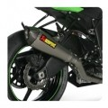 Akrapovic Evolution Full Exhaust (Conical) for ZX6R 09-12