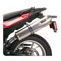 Two Brothers M2 Black Slip-On Exhaust for F650GS 08-09