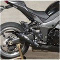 M4 GP Slip-On Exhaust for Z1000 10-15