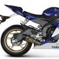 Akrapovic Slip-On Exhaust for YZF-R6 10-16