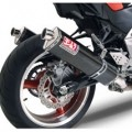Yoshimura Dual TRS Slip-On Exhausts for Z1000 07-08