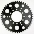 Driven 520 Steel Rear Sprocket for ZX6R 05-06