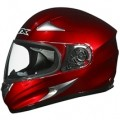 AFX FX-90 Solid Helmet Wine-Red