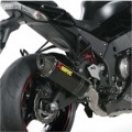 Akrapovic Evolution Line Full Exhaust (w/ Hexagonal Muffler) for ZX-10R 11-14