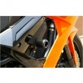 Sato Racing Frame Sliders for ZX10R 08-10
