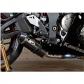 M4 Street Slayer Slip-On Exhaust for ZX10R 11-15