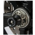 R&G Racing Rear Axle Sliders/Protectors (Spool Style) for Monster 796 10-14