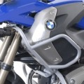 SW-Motech Crashbars/Engine Guards (Rally Style Upper Tank Guard) for R1200GS 08-11