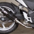 M4 Standard/Race Full Exhaust System for CBR250 11-14