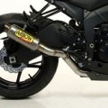 Arrow GP2 Silencer Kit for ZX10R 08-10