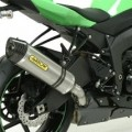 Arrow Competition Full Exhaust System for ZX6R 09-12