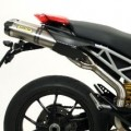 Arrow Street Thunder Silencer for Hypermotard 796 09-12