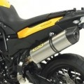 Arrow Maxi Race-Tech Silencer for F800GS 08-14