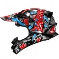 Shoei VFX-W Barcia TC-1 Helmet Black/Red/Blue