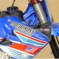 Lightspeed Radiator Scoop Air Tract System for YZ450F 03-05