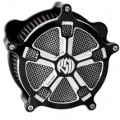 Roland Sands Design Venturi Air Cleaner Turbo, Contrast Cut for FXS 11-12