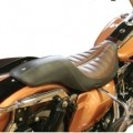 Roland Sands Design Enzo Touring 2-Up Seat for FLTR 08-13