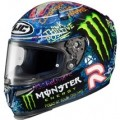 HJC RPHA 10 Graffiti Lorenzo MC-2 Helmet Multicolor