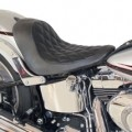 Roland Sands Design Boss Solo Seat for FLSTF 07-13