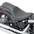 Drag Specialties Predator 2-Up Seat (Smooth) for FXS 11-13