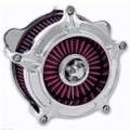 Roland Sands Design Turbine Air Cleaner Chrome for FXDB/I 04-12