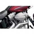 Vance & Hines Air Intakes Drak Cover Chrome for FLHT 08-12