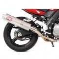 Yoshimura Tri-Oval Full Race with High-Mount (TRS) for SV650/S 04-09
