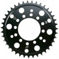 Driven 520 Steel Rear Sprocket for ZX6R 13-16