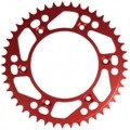 Moose Racing Aluminum Rear Sprocket (Red) for CR250R 96-01